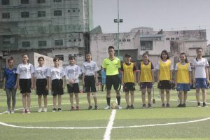 Giải bóng đá sinh viên nữ Vinatex