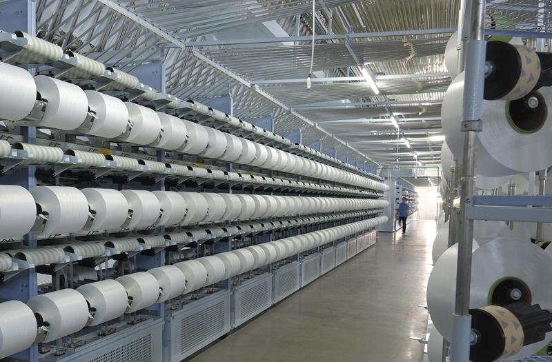 Công nghệ sợi dệt vetc