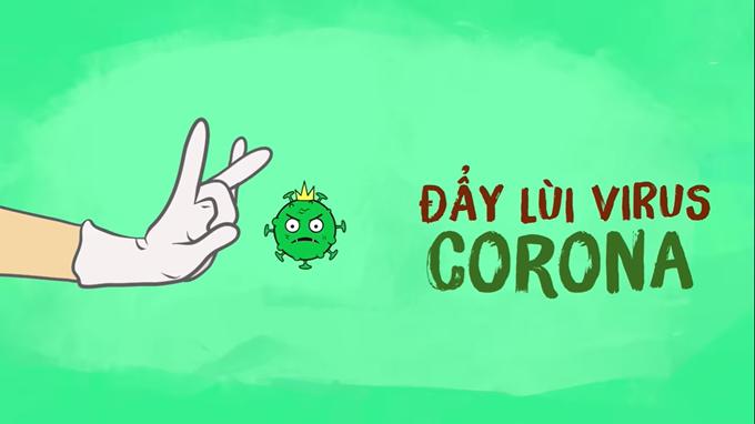 Chung tay đẩy lùi Virus Corona