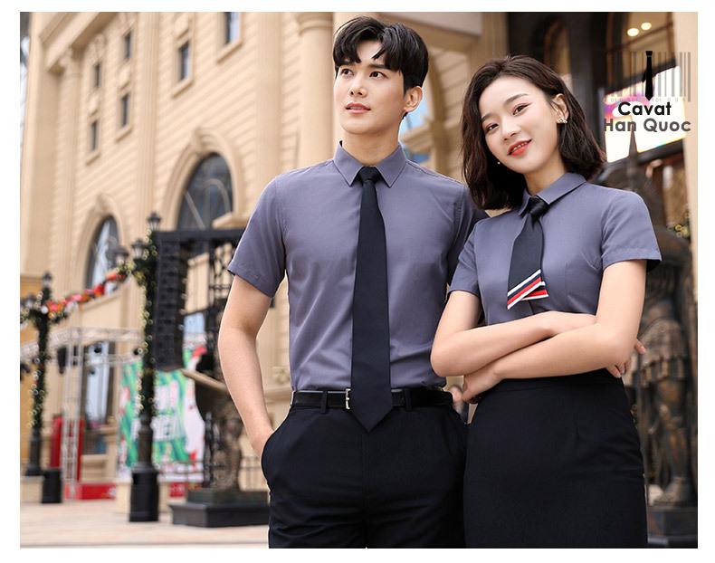 Cà vạt đồng phục Hàn Quốc